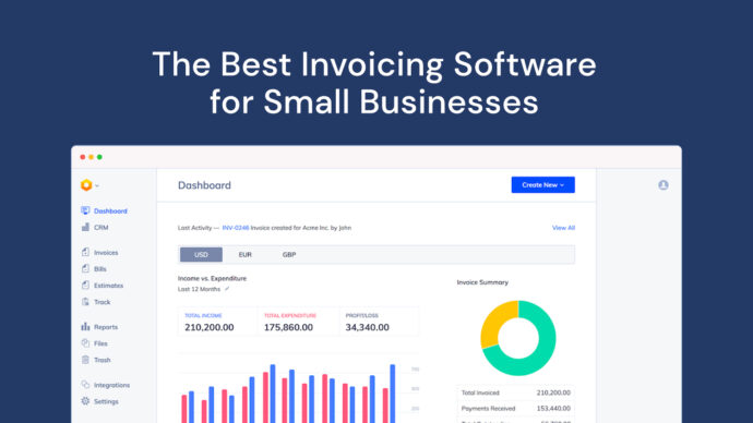 10 Best Invoicing Software for Small Businesses & Accountants in 2021