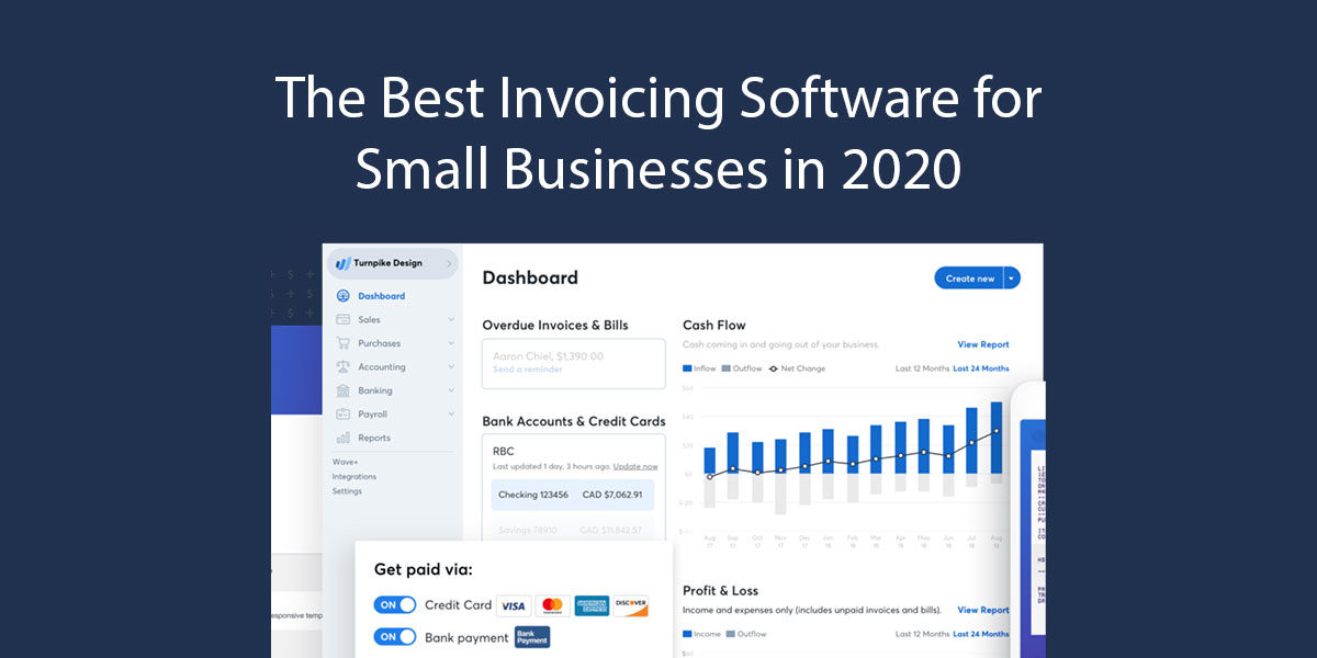 Best Invoicing Software for Small Business Accounting in 2020