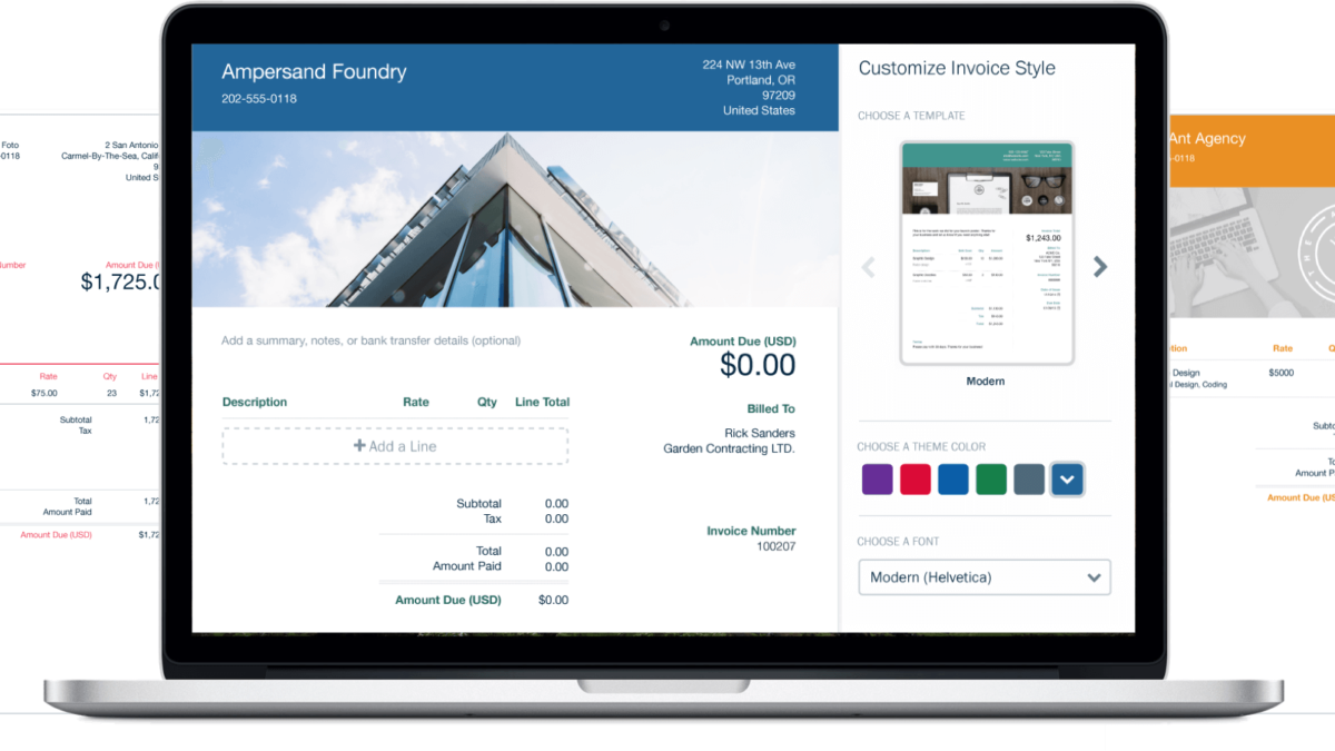 2019 Best Invoicing Software Freshbooks